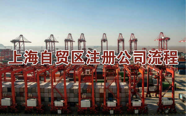 上海自贸区注册公司流程