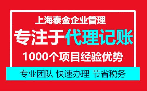 浦东新公司怎么记账报税